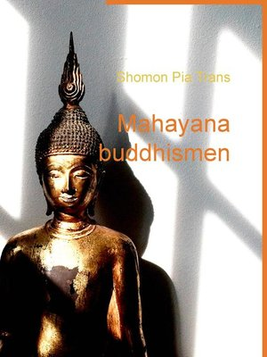 cover image of Mahayana buddhismen